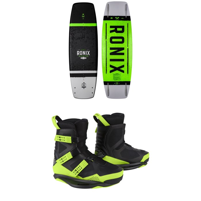 Ronix - District + Supreme Wakeboard Package 2021