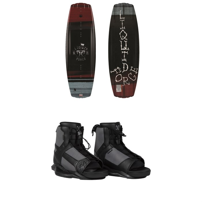 Liquid Force - Classic + Ronix Divide Wakeboard Package 2020