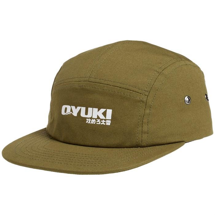 Oyuki - Shop 5-Panel Cap