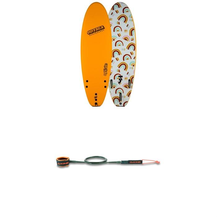 "Catch Surf - Odysea 6'0"" Log x Taj Burrow Surfboard + Dakine Kainui Team 6' Leash"
