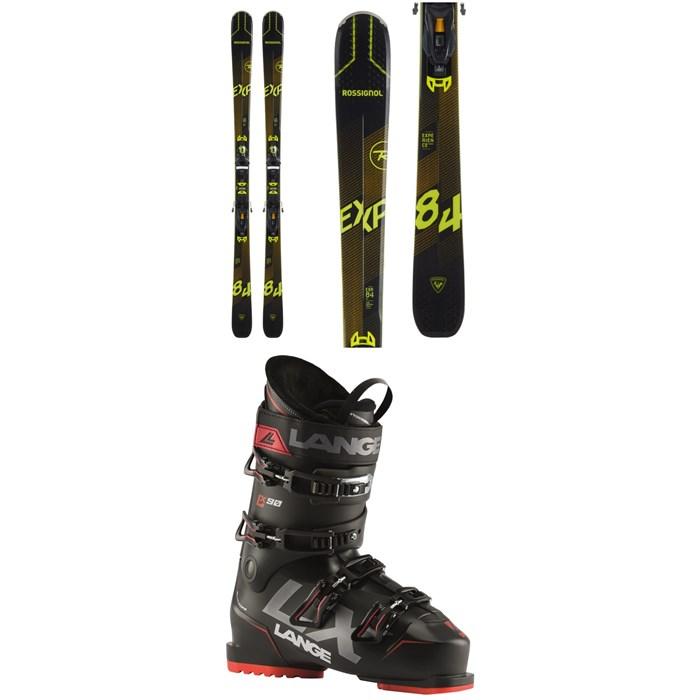 Rossignol - Experience 84 Ai Skis + NX 12 Konect GW Bindings + Lange LX 90 Ski Boots 2021