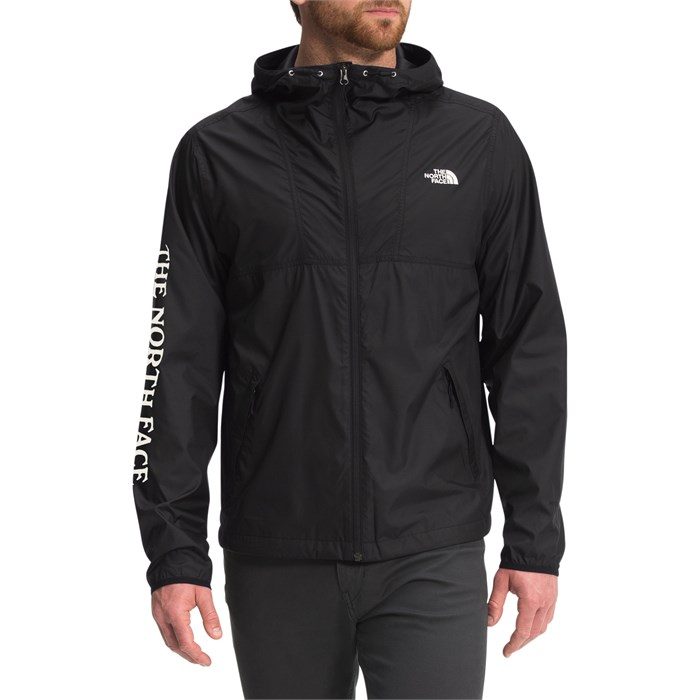 The North Face - Sleeve Graphic Cyclone Hoodie