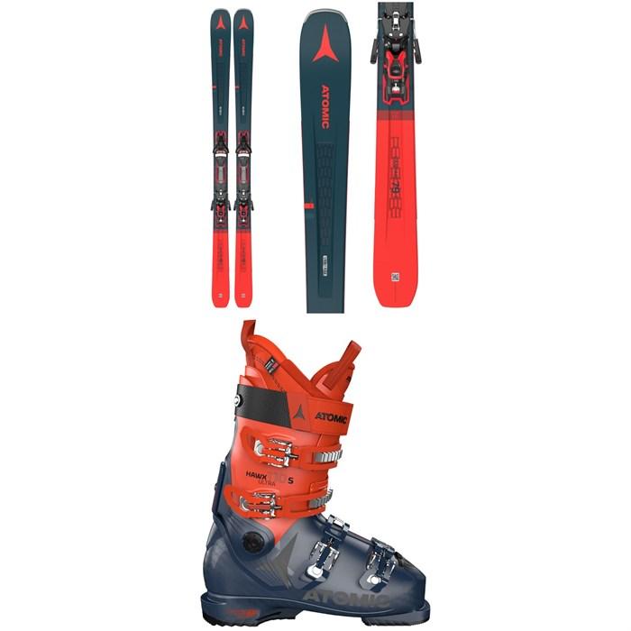 Atomic - Vantage 79 Ti Skis + F 12 GW Bindings + Atomic Hawx Ultra 110 S Ski Boots 2021