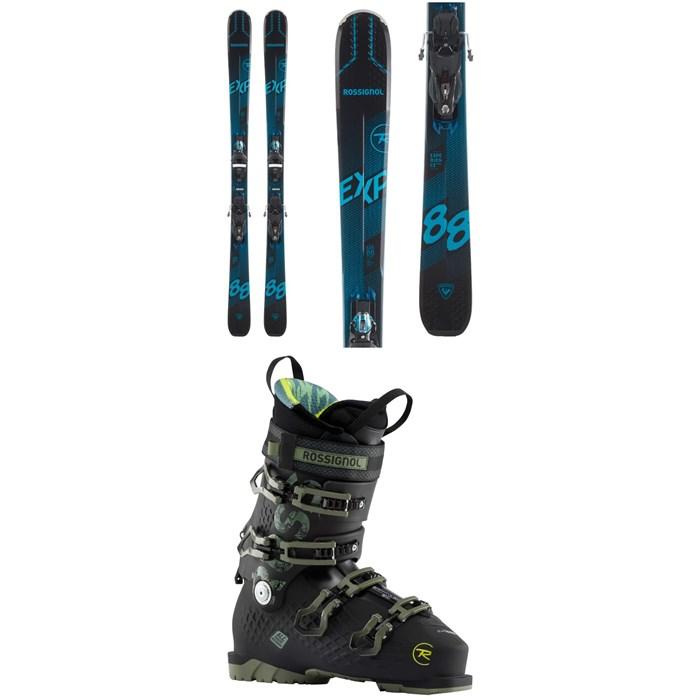 Rossignol - Experience 88 Ti Skis + SPX 12 Konect GW Bindings 2021 + Rossignol Alltrack 120 Ski Boots 2021