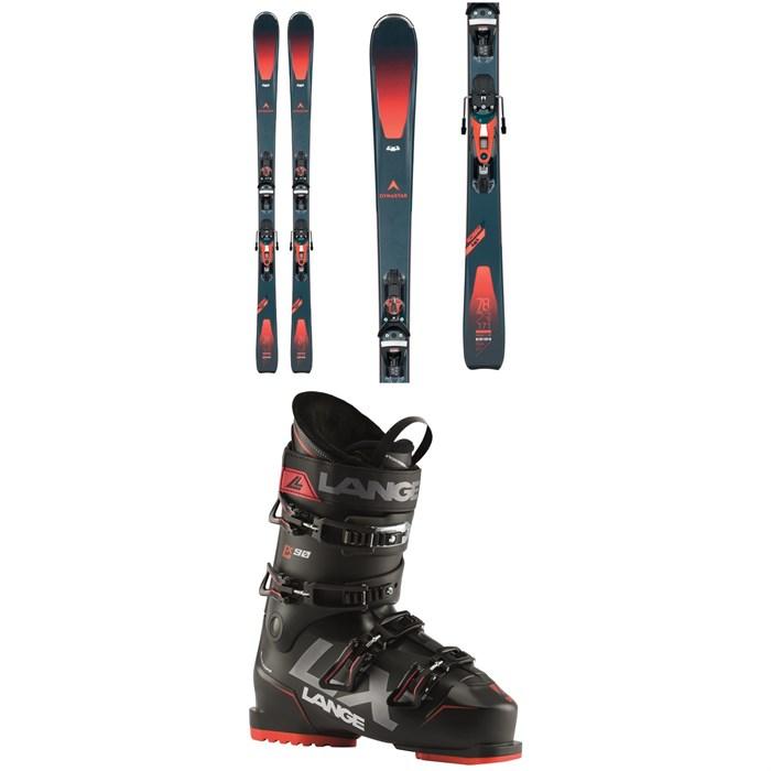 Dynastar - Speed Zone 4X4 78 Skis + Konect SPX 12 GW Bindings 2021 + Lange LX 90 Ski Boots 2021