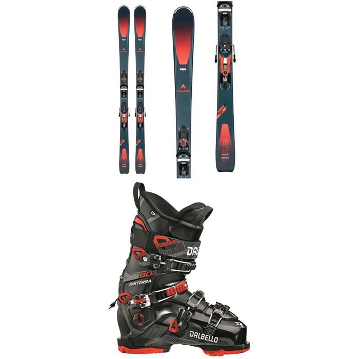 Dynastar - Speed Zone 4X4 78 Skis + Konect SPX 12 GW Bindings + Dalbello Panterra 90 GW Ski Boots 2021