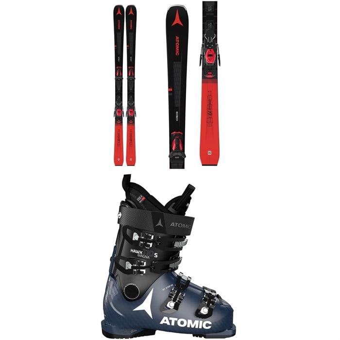 Atomic - Vantage 77 Ti Skis + M 10 GW Bindings 2021 + Atomic Hawx Magna 110 S Ski Boots 2021