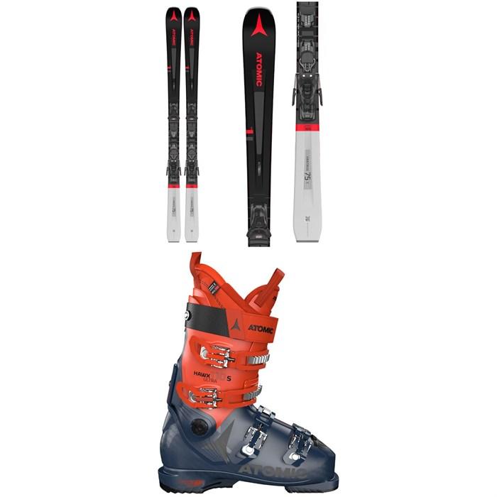 Atomic - Vantage 75 C Skis + M 10 GW Bindings 2021 + Atomic Hawx Ultra 110 S Ski Boots 2021