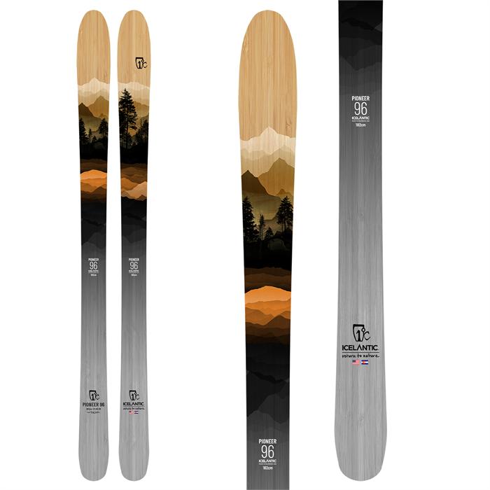 Icelantic - Pioneer 96 Skis 2022