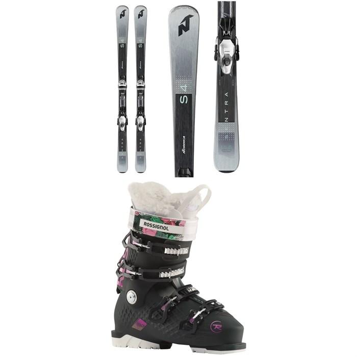 Nordica - Sentra S 4 R Skis + TP2 Compact 10 FDT Bindings 2021 + Rossignol Alltrack 80 W Ski Boots - Women's 2020