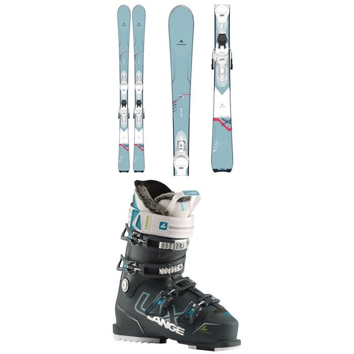 Dynastar - Intense 4X4 75 Skis + Xpress W 10 GW Bindings + Lange LX 90 W Ski Boots - Women's 2021