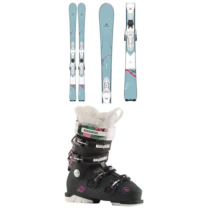 Dynastar - Intense 4X4 75 Skis + Xpress W 10 GW Bindings 2021 + Rossignol Alltrack 80 W Ski Boots - Women's 2020