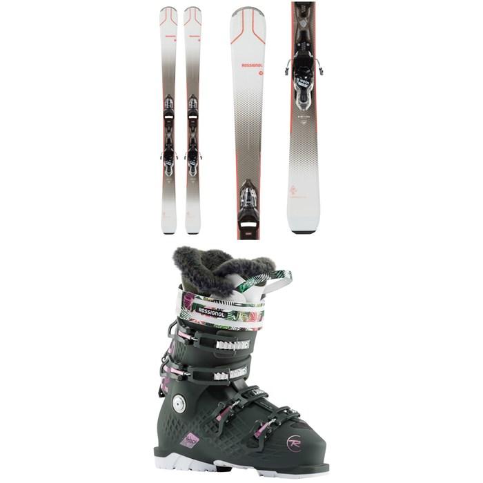 Rossignol - Experience 76 W LTD Skis + Xpress 10 GW Bindings + Rossignol Alltrack Elite 90 W Ski Boots - Women's 2021