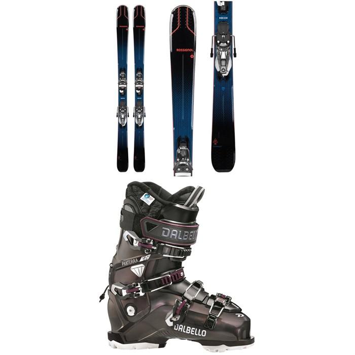 Rossignol - Experience 88 Ti W Skis + NX 12 Konect GW Bindings + Dalbello Panterra 85 W GW Ski Boots - Women's 2021
