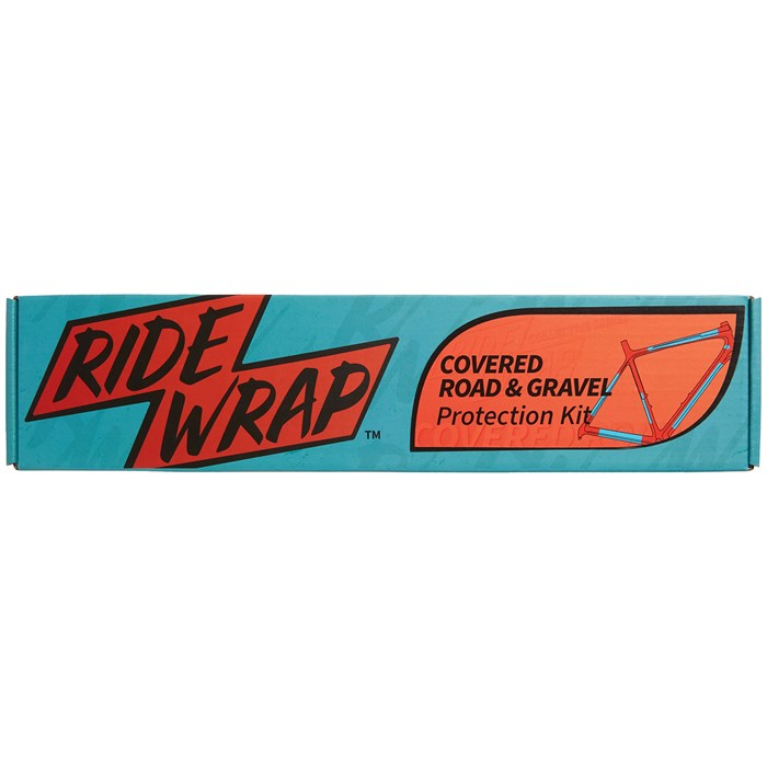 RideWrap - Covered Road and Gravel Frame Protection Kit