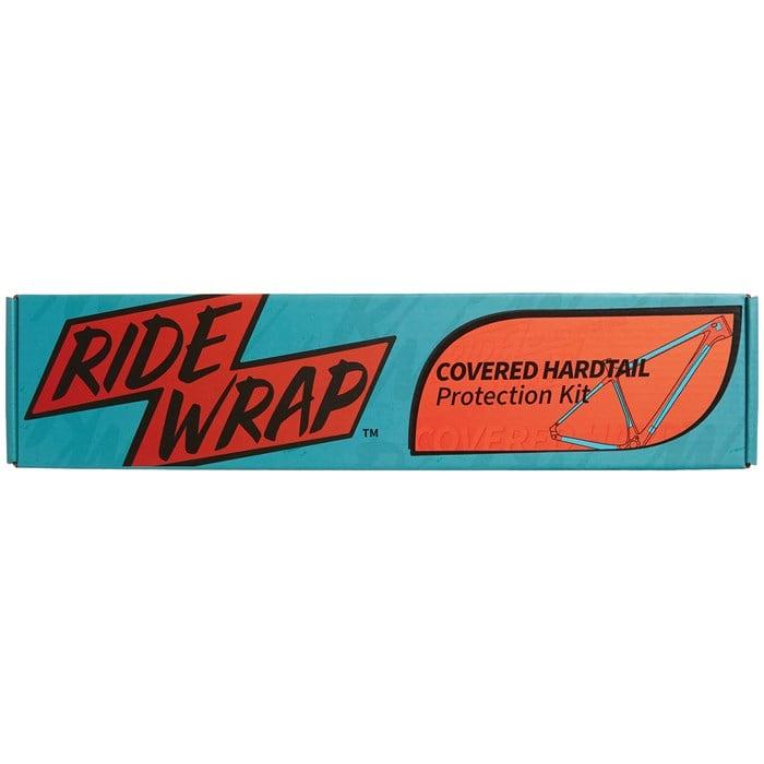 RideWrap - Covered Hardtail MTB Frame Protection Kit