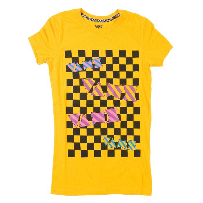 Vans - Checkered Pop T-Shirt - Women's