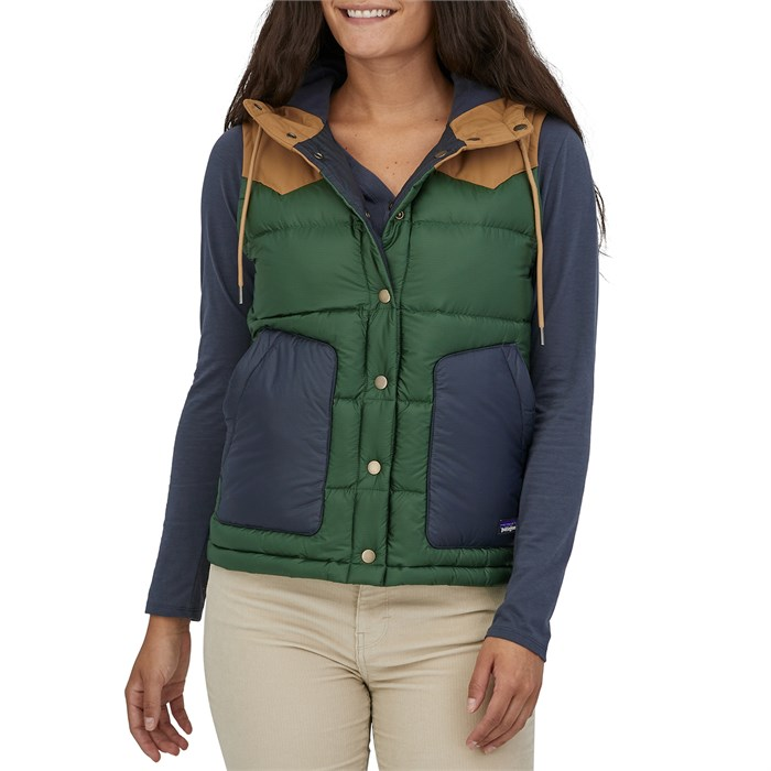 Patagonia - Bivy Hooded Vest - Women's