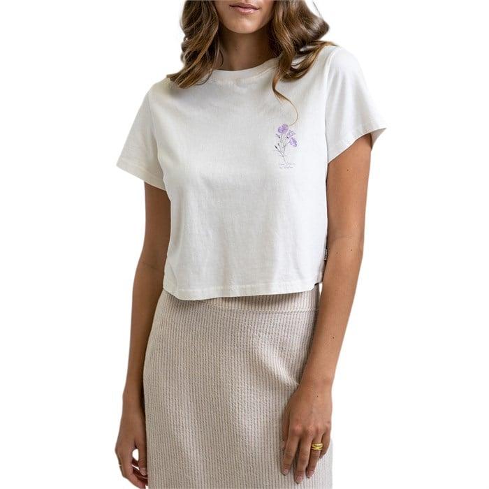 Rhythm - Botanical Vintage Cropped T-Shirt - Women's