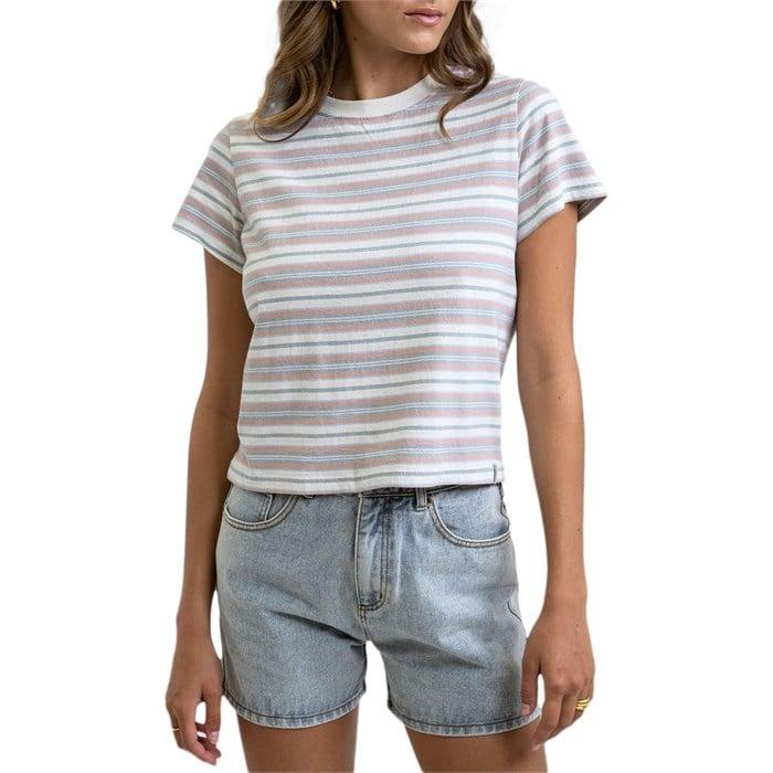 Rhythm - Sorbet Striped T-Shirt - Women's