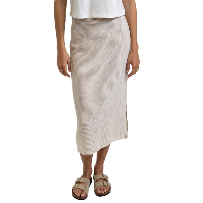 Rhythm - Serena Slip Midi Skirt - Women's