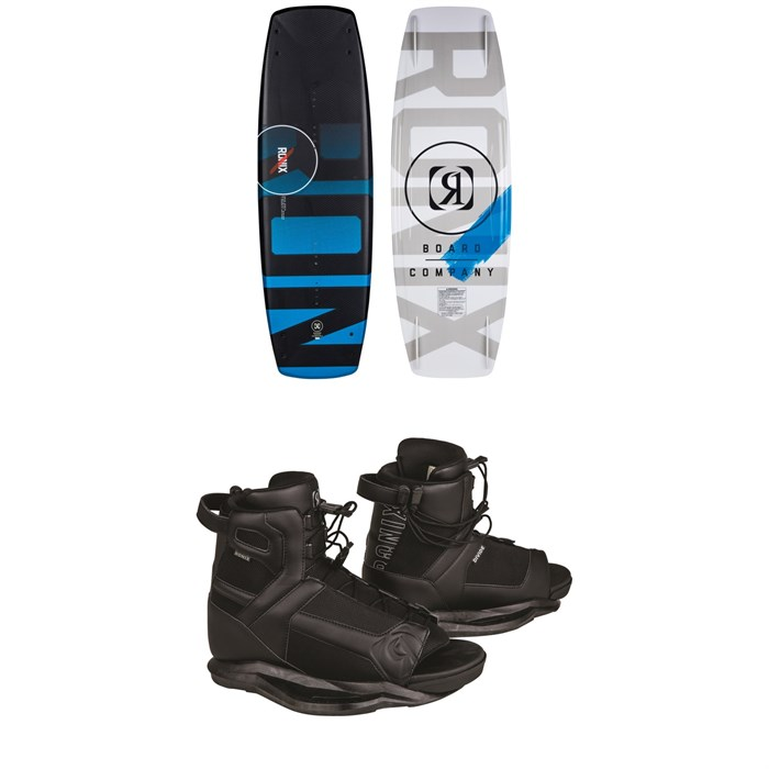 Ronix - District + Divide - Wakeboard Package