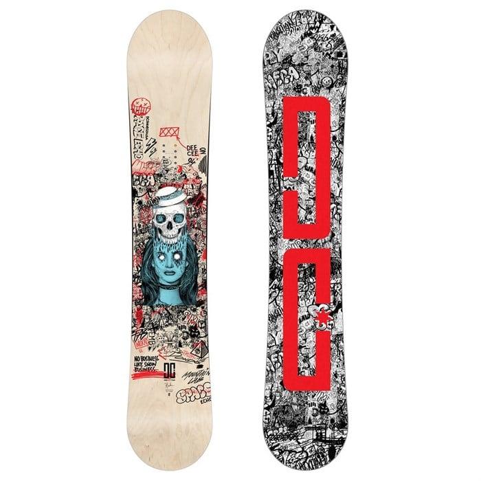 DC - Space Echo Snowboard 2021