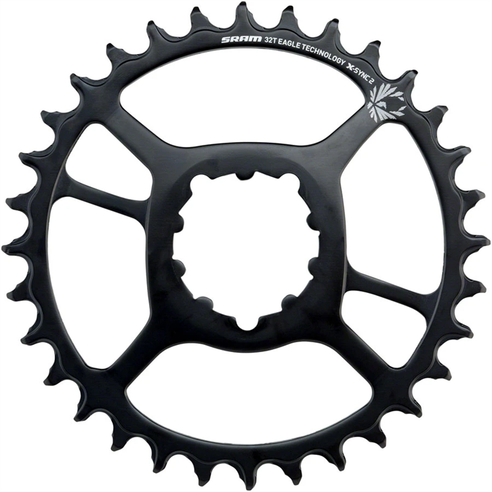 SRAM - X-Sync Direct Mount 6mm Offset Chainring