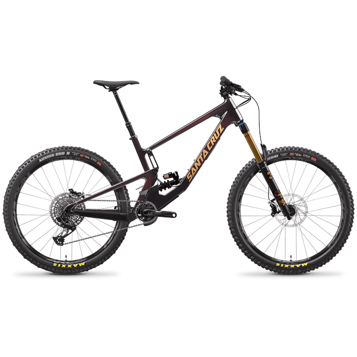 Santa Cruz Bicycles - Nomad CC X01 Coil Complete Mountain Bike 2021