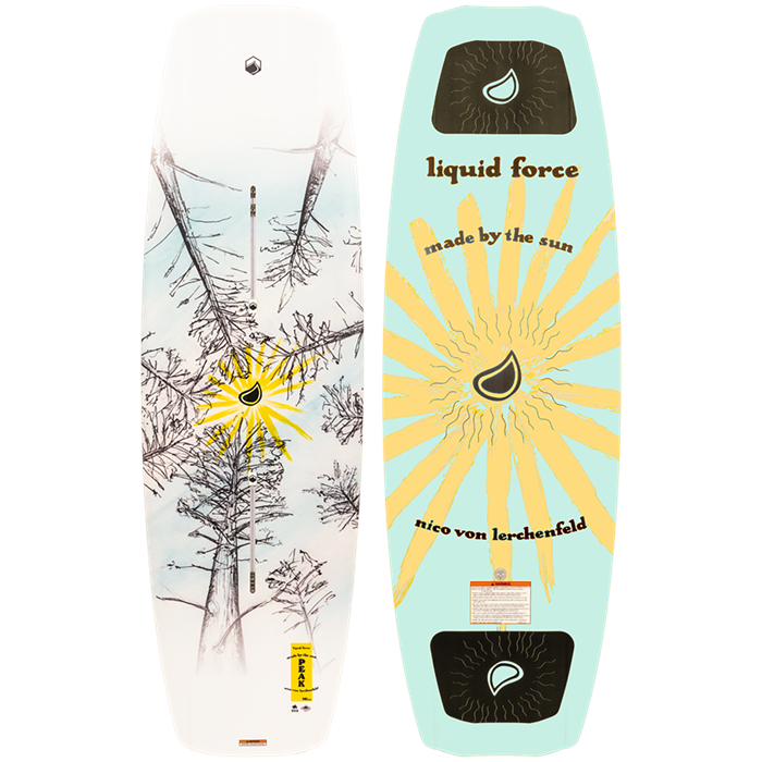Liquid Force - Peak Wakeboard 2022