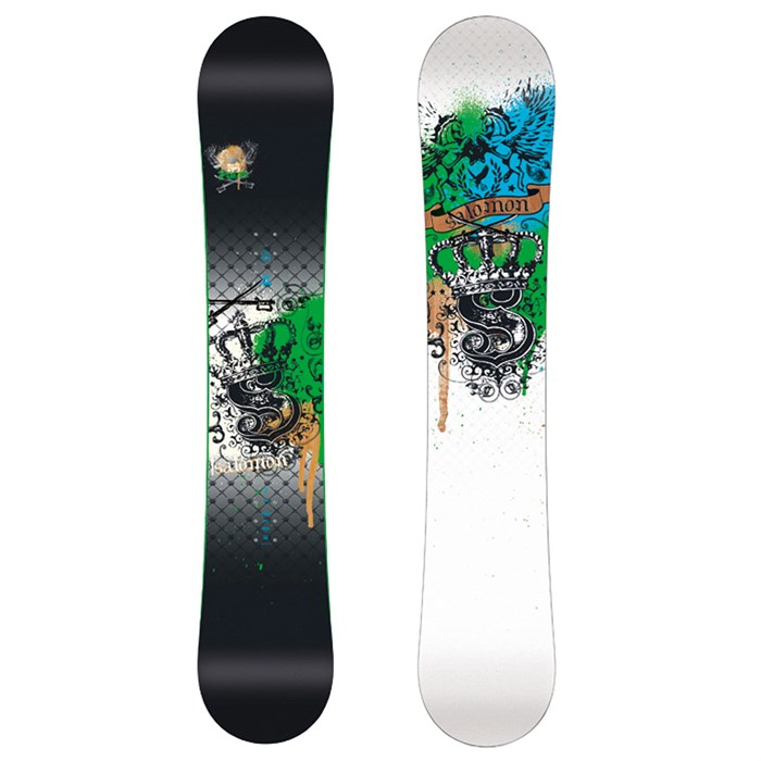 Salomon - Pulse Snowboard 2009