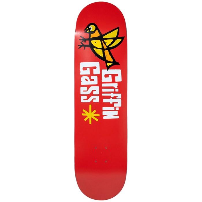 Girl - Gass Pictograph 8.25 Skateboard Deck
