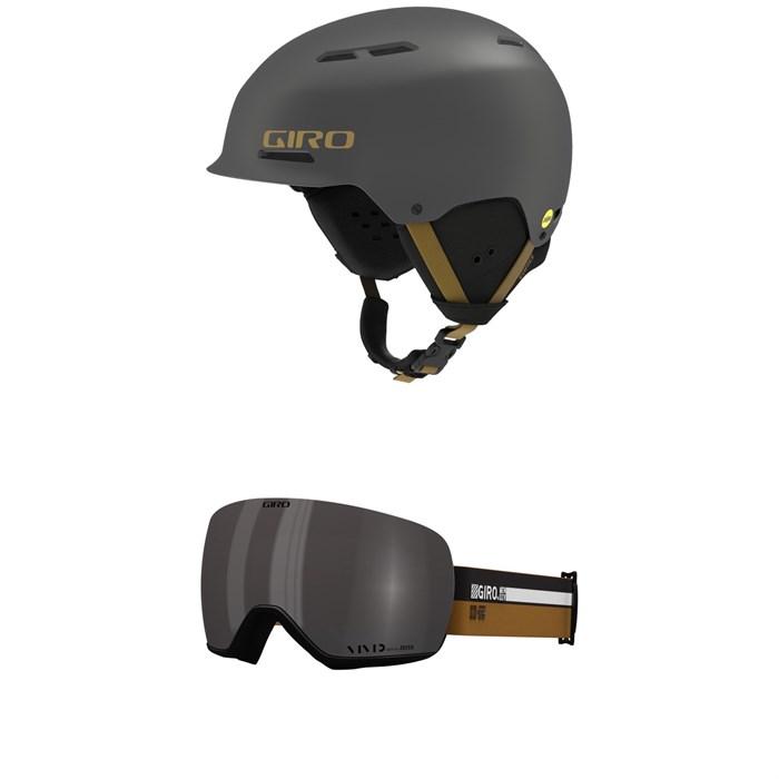 Giro - Trig MIPS Helmet + Article Goggles