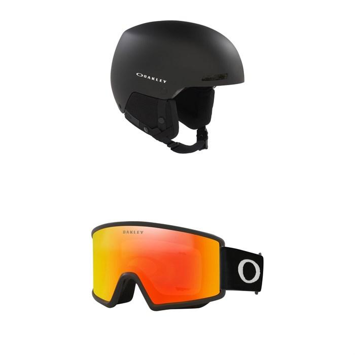 Oakley - MOD 1 Pro MIPS Helmet + Target Line M Goggles