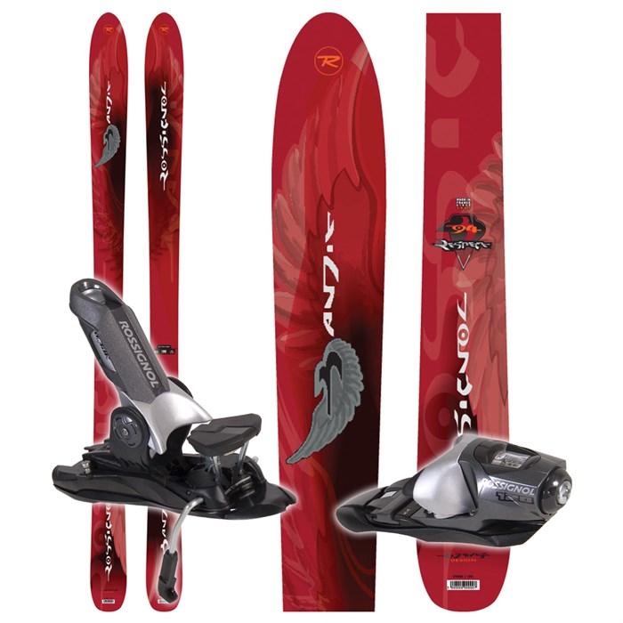 Rossignol Bandit B94 Respect Skis + Bindings