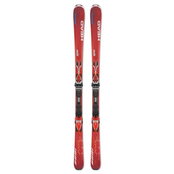 Head IXRC 800 Skis + Bindings - Used 2008 - Used