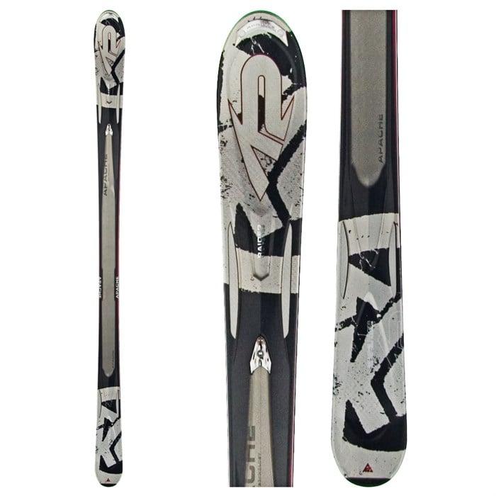 K2 - Apache Raider Skis 2008