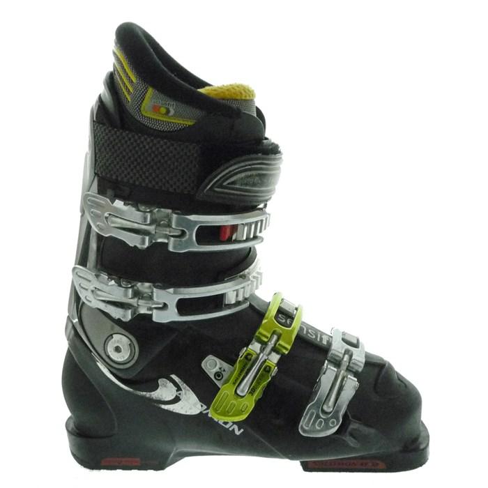 Salomon X Wave 8 0 Ski Boots Used 2004 Evo
