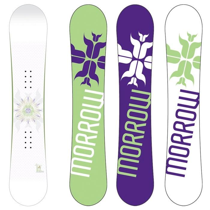 Morrow Lotus Snowboard - Women's 2009