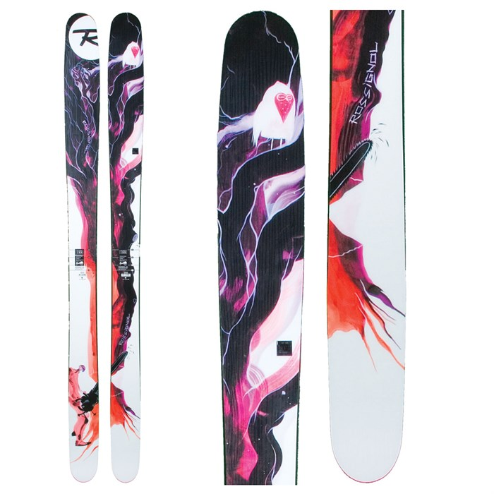 Rossignol - S7 Barras Skis 2010