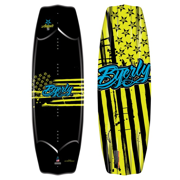 """Byerly Wakeboards - Assault Wakeboard 53"""" 2009"""