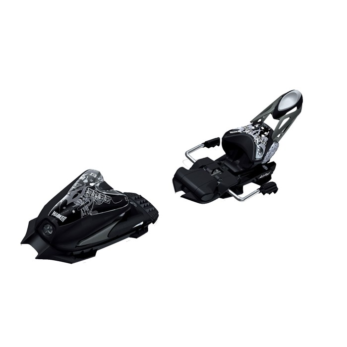 Marker - 12.0 Free Ski Bindings (90mm Brake) 2010