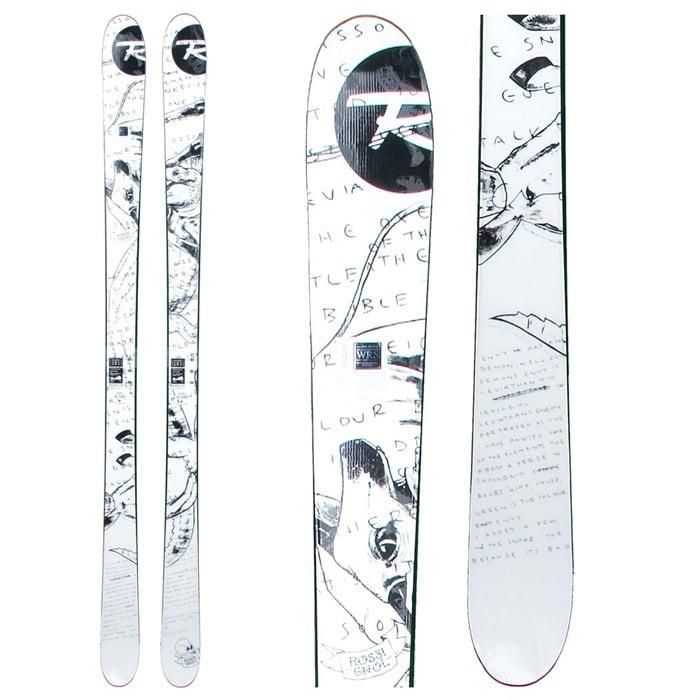 Rossignol - S4 Pommier Skis 2010