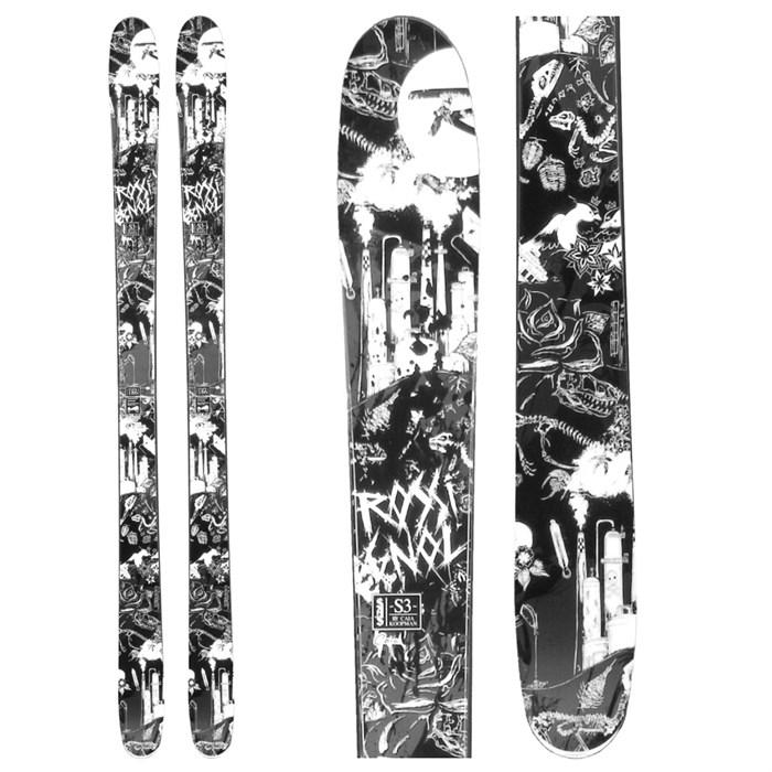 Rossignol - S3 Koopman Skis 2010
