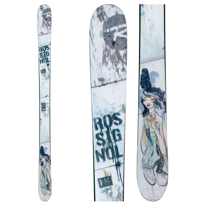 Rossignol - S2 Howell Skis 2010