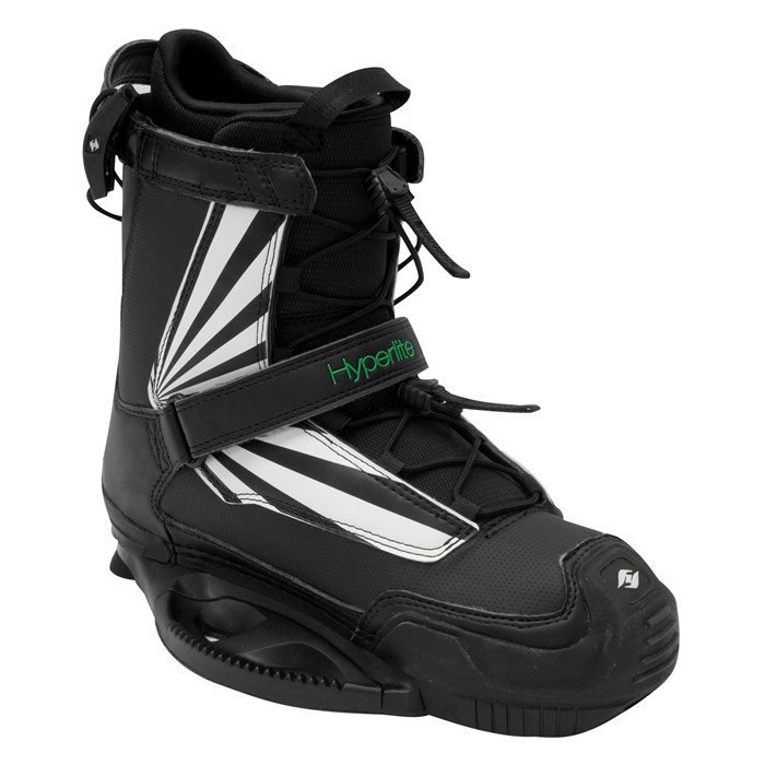 Hyperlite Murray Wakeboard Boots Black 2009 Evo Outlet