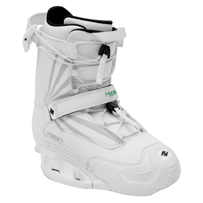 Hyperlite Murray Wakeboard Boots White 2009 Evo Outlet
