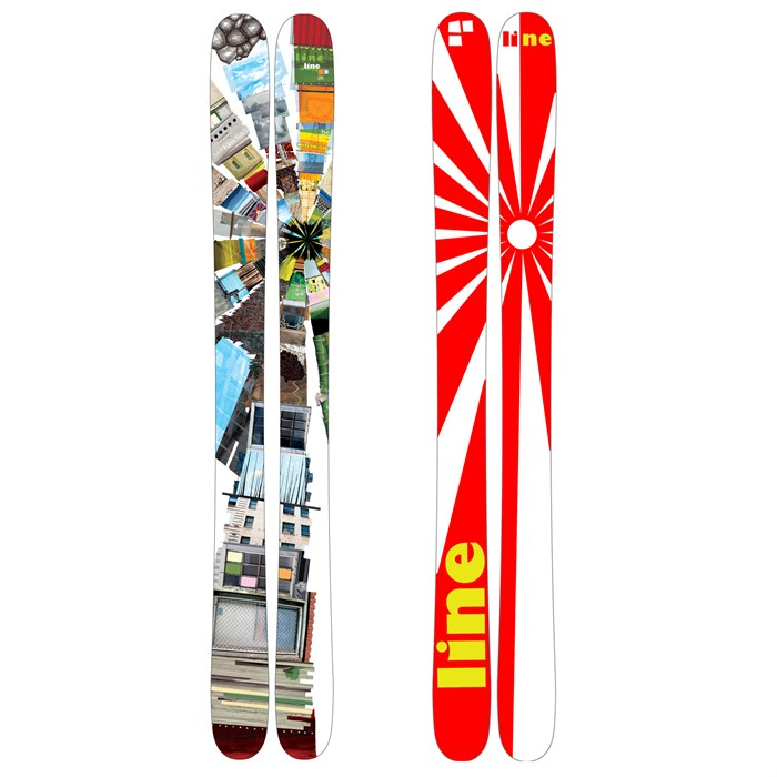 a17a6d0ee23 Line Skis Sir Francis Bacon Skis 2010