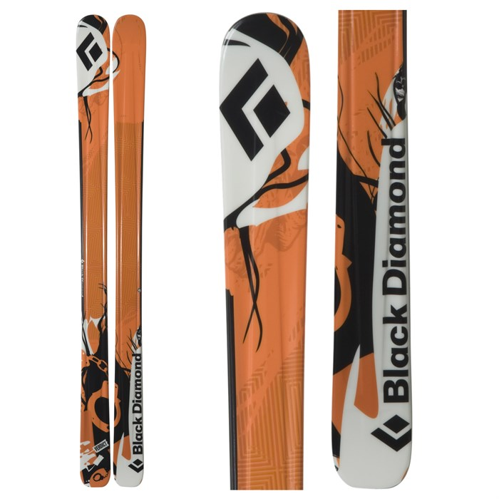 Black Diamond - Verdict Skis 2011