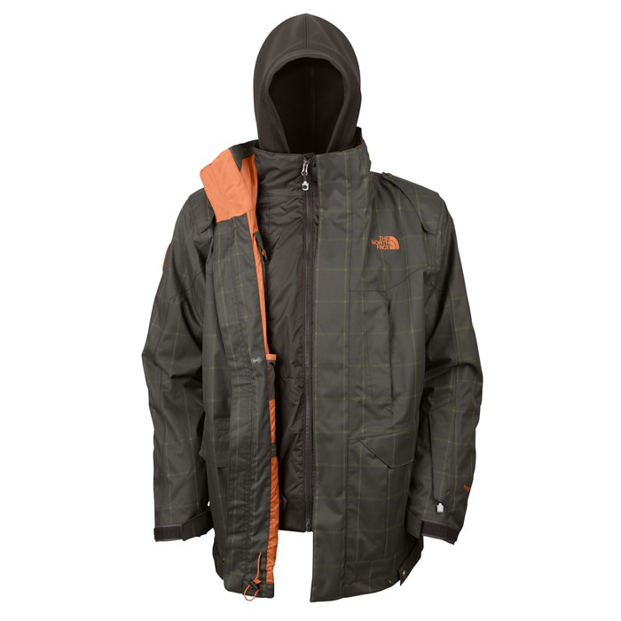 The North Face - Gravitation Triclimate 3 in 1 Jacket ... 2634a147df46